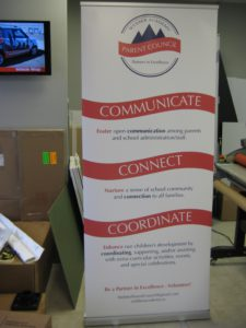 Banner Stand (Full Size)