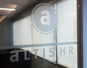 Window Frosting / Etched Vinyl