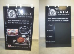MDO (Plywood) Sandwich Board
