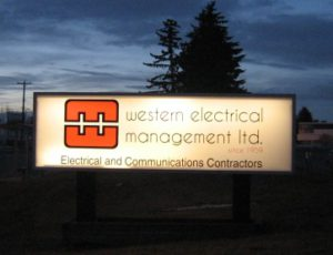 Sign Can (Pylon)